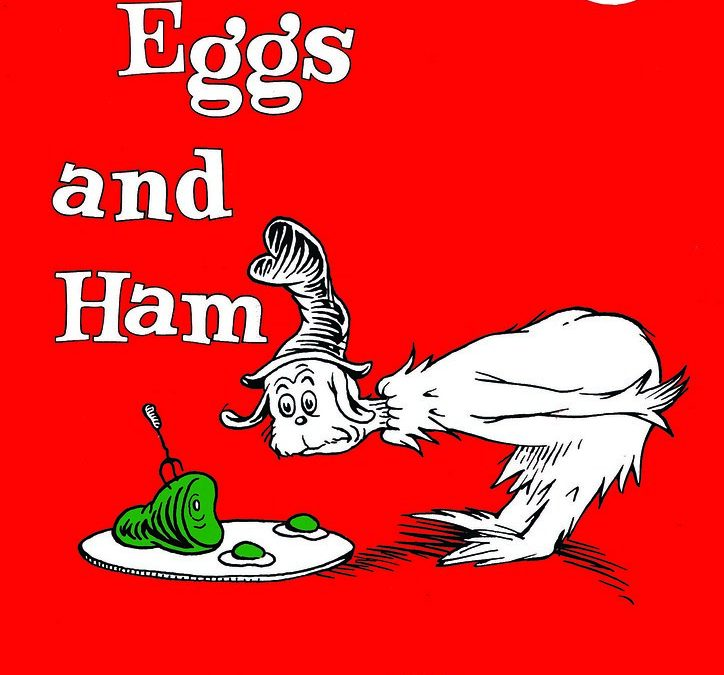 Selling Green Eggs And Ham?