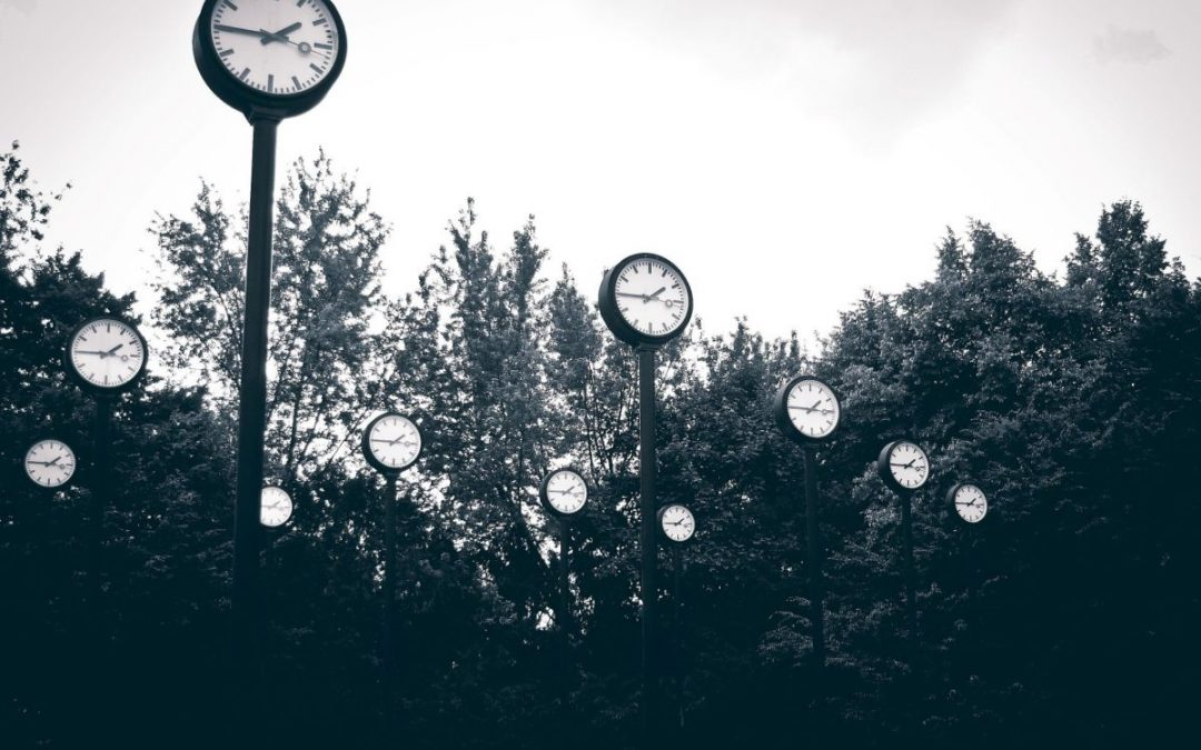 Why It Is Impossible To Manage Time